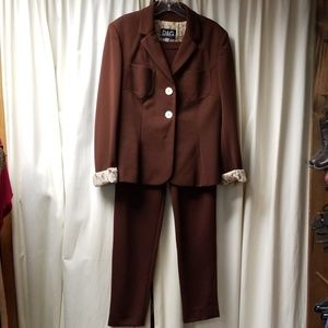Dolce & Gabana single breasted suit